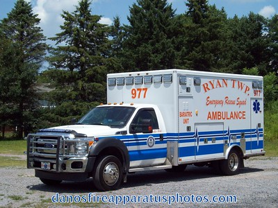 RYAN TWP. EMERGENCY RESCUE SQUAD