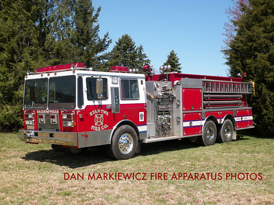 RYAN TWP. FIRE & RESCUE CO. TANKER 26-30 1990 KME TANKER/PUMPER