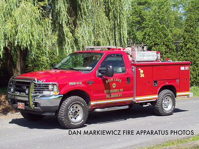 DEER LAKE & WEST BRUNSWICK FIRE CO.