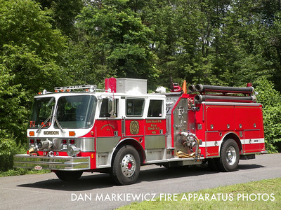 CITIZENS FIRE CO. ENGINE 46-10 1988 HAHN PUMPER