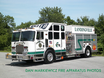 COMMUNITY FIRE CO. ENGINE 47-10 2004 KME PUMPER/TANKER