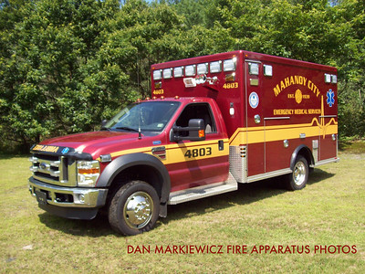 CITIZENS FIRE CO. EMS