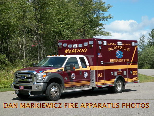 Fire Districts 40-49