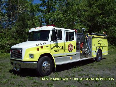 NEW MINERSVILLE FIRE CO.