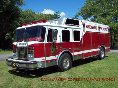 MINERSVILLE FIRE & RESCUE CO.