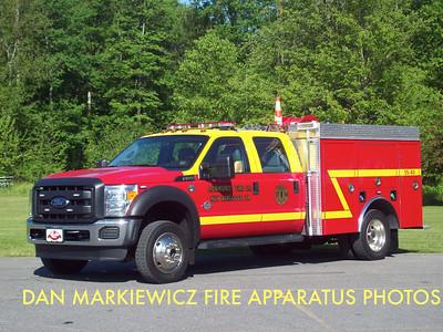 COMMUNITY FIRE CO. BRUSH 55-40 2014 FORD/KME BRUSH UNIT