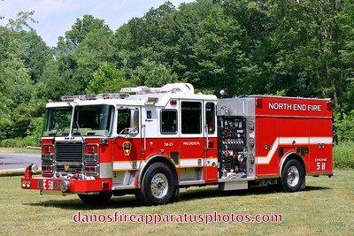 NORTH END FIRE CO.