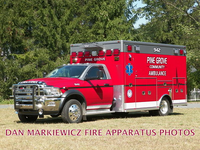 PINE GROVE AREA AMBULANCE
