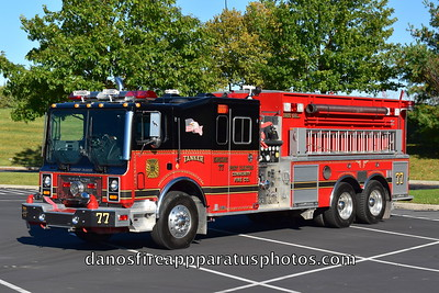 PORT CLINTON FIRE CO,
