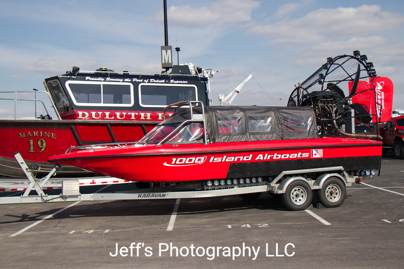Ice Rescue Airboat
