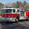 Forest Lake Fire Department Pumper #E-215