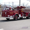 Millburn Fire Department Pumper