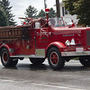 Eureka Volunteer Fire Department Pumper
