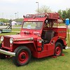 General Electric Brush Truck