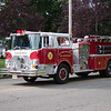 Hastings-On-Hudson Fire Department Pumper