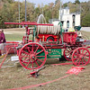 1890 Horse-Drawn Hand Pumper