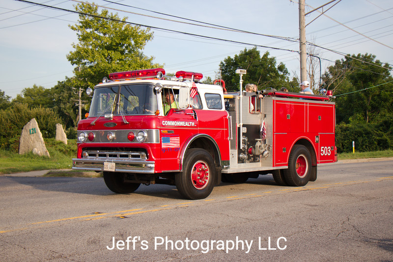 Commonwealth Pumper #503
