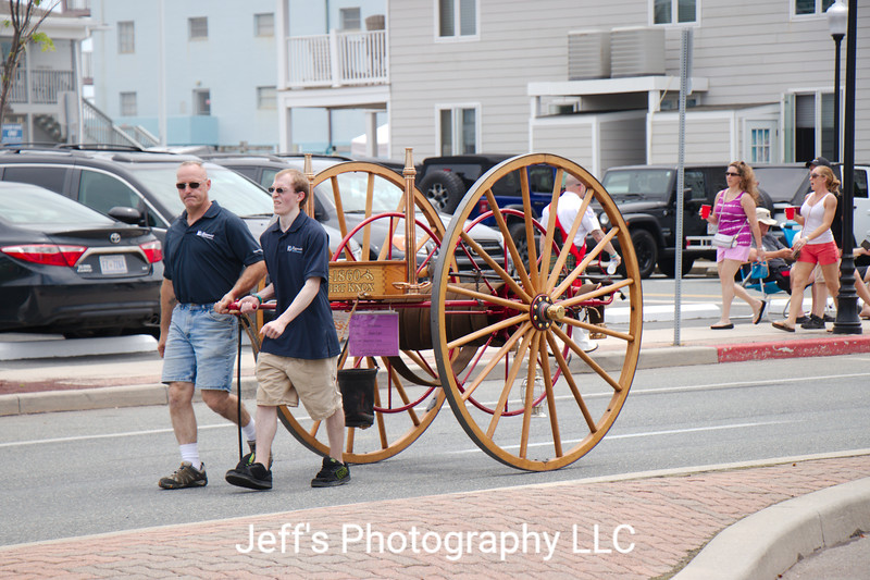 1860 Wirt Knox Hose Cart