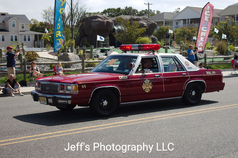 Curtisville Fire Rescue Chief's Car #44