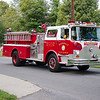 Brookville Fire Department Pumper