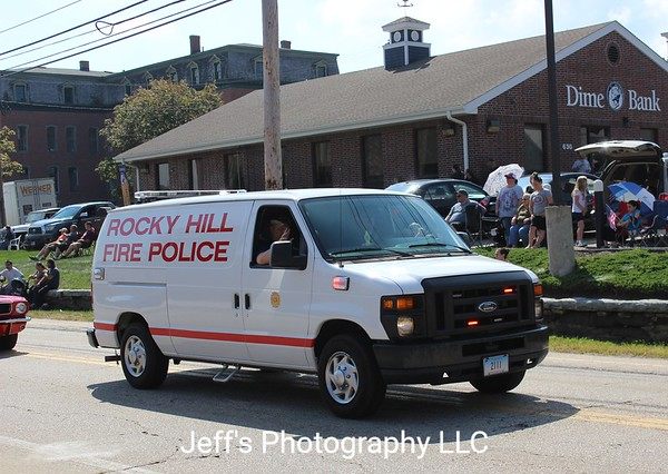 Fire Department of Rocky Hill, CT Fire Police Van #2111