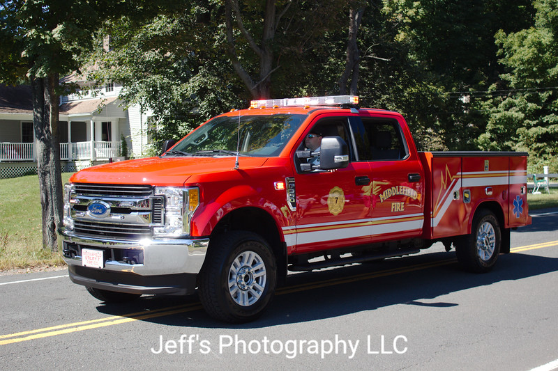 Middlefield,  CT Volunteer Fire Company EMS Vehicle #7