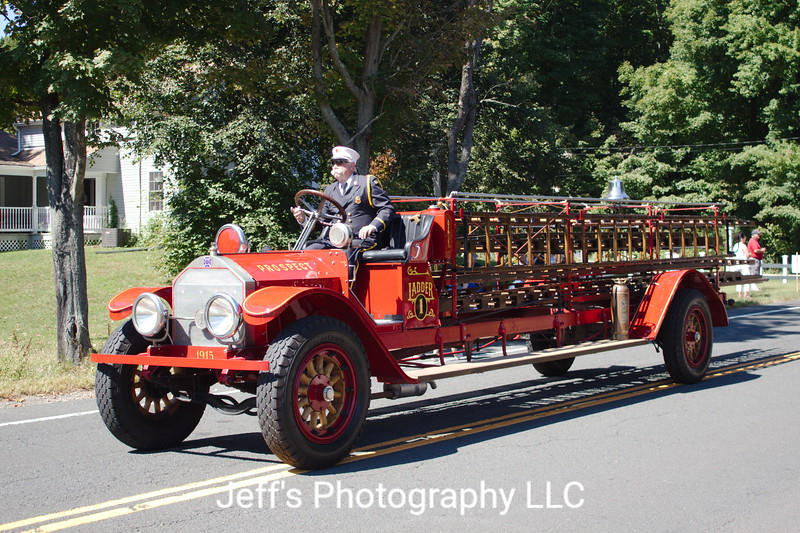 The Volunteer Fire Department of Prospect, CT Ladder #1