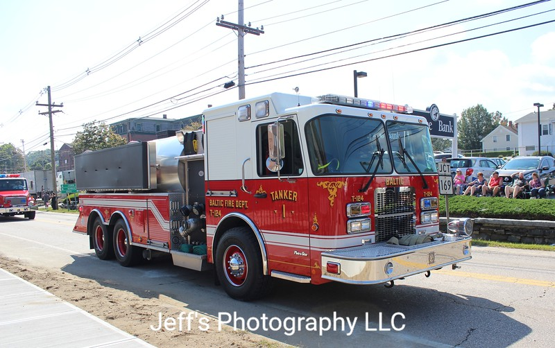 Baltic, CT Fire Engine Company #1 Tanker #T-124