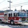 Griswold Volunteer Fire Department, Pachuag, CT, Pumper #ET155