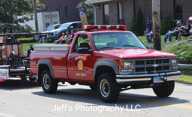 Norwich, CT Fire Department Utility #1