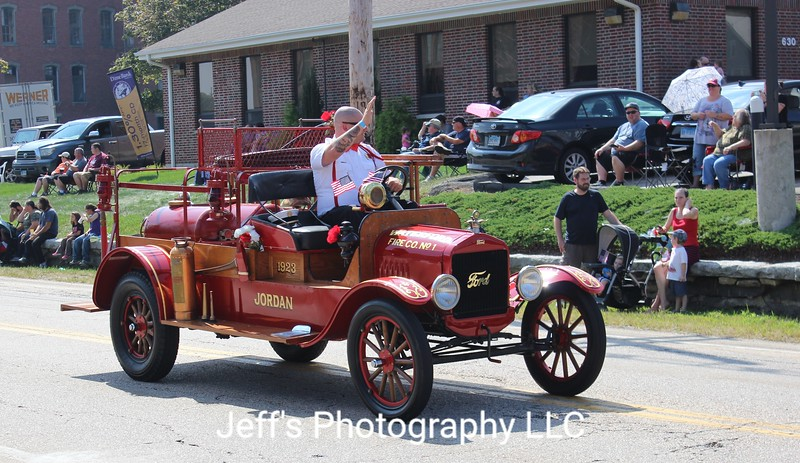Waterford, CT Fire Engine Company #1 Pumper
