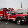 Blanchet Brush Truck Demo