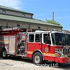 Indianapolis, IN Fire Department Pumper #13 - RETIRED