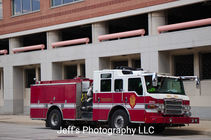 Indianapolis, IN Fire Department Pumper #R123