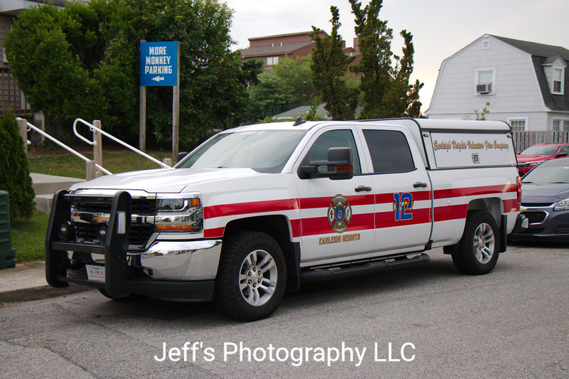 Earleigh Heights Volunteer Fire Company, Severna Park, MD, Chief's Car #12