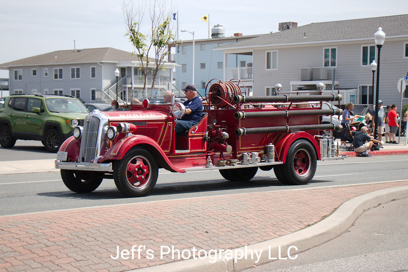 Upperco, MD Volunteer Fire Company Pumper