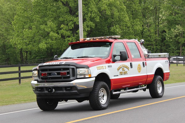 Prince Frederick, MD Volunteer Fire Department Brush Truck #2 - SOLD