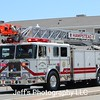 Hampstead, MD Volunteer Fire Company Ladder #T-2