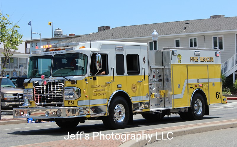 Pleasant Valley Community Fire Company, Westminster, MD, Pumper #E61