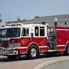Community Fire Company of Rising Sun, MD Pumper #813