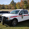Charles County Department of Emergency Services Pickup Truck