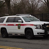 Charles County Department of Emergency Services Hazmat SUV