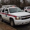 Charles County Department of Emergency Services Assistant Chief's Car