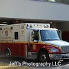 Waldorf, MD Volunteer Fire Department Ambulance #399