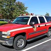 Waldorf, MD Volunteer Fire Department Auxiliary SUV