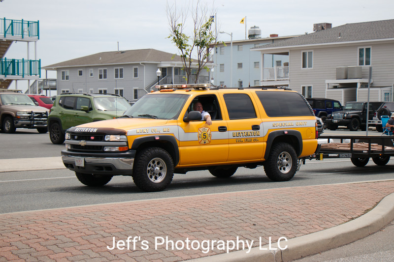 Betterton, MD Volunteer Fire Company Special Unit #5