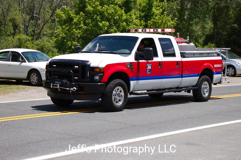 Chestertown, MD Volunteer Fire Company Brush Truck #6