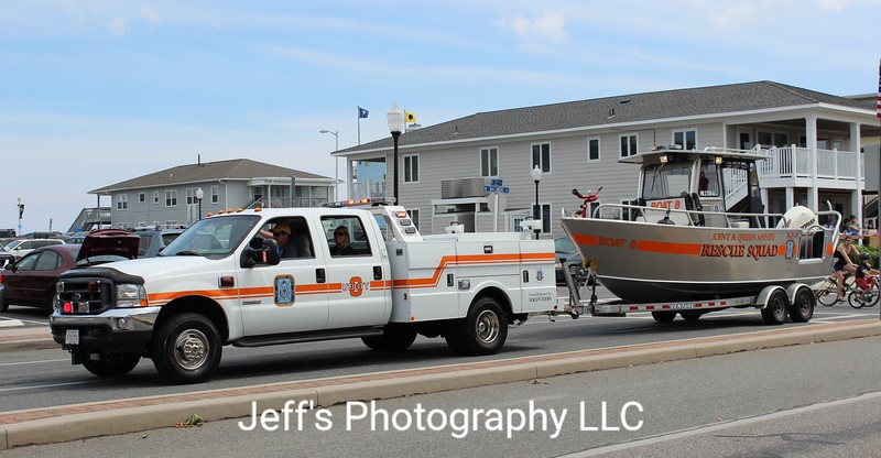 Kent and Queen Anne Rescue Squad, Chestertown, MD, Utility #10