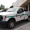 Maryland State Forest Service Fire Department Pickup Truck