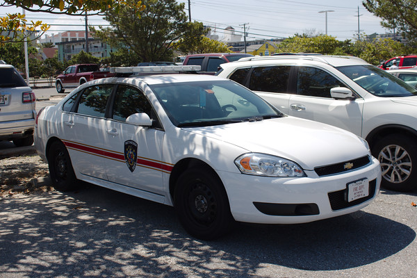 Bethesda, MD Fire Department Chief's Car